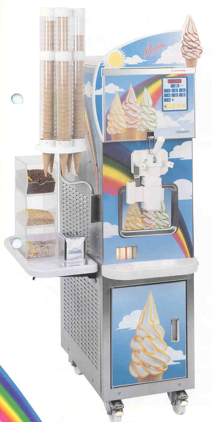 Ice Cream - Machines